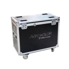 Flight-case for 4 AéroKolor