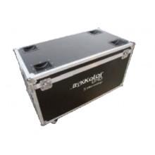 Flight-case for 12 BoxKolor UHD