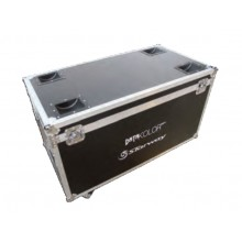 Flight-case for 6 DataKolor 25FC