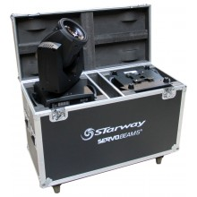 Flight-case for 2 Beam 5R