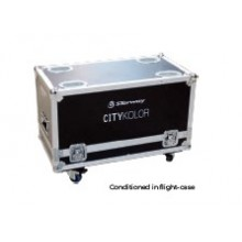Flight case for 8 SuperKolor HD